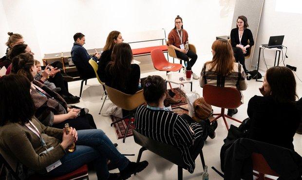 Vorträge, Workshops und Co.