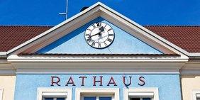 Rathausgebäude