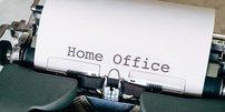 Schreibmaschine Home Office