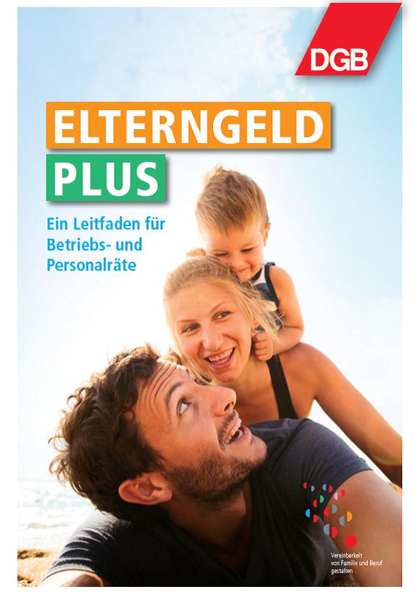 Broschüre ElterngeldPlus
